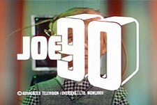 Joe 90 Episode Guide Logo
