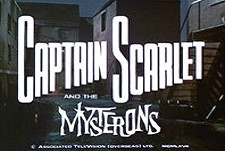 Captain Scarlet and the Mysterons Episode Guide Logo