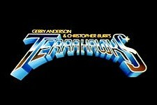 Terrahawks Theatrical Cartoon Series Logo