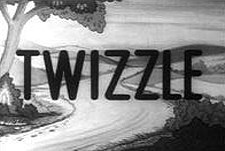 The Adventures Of Twizzle Theatrical Cartoon Series Logo