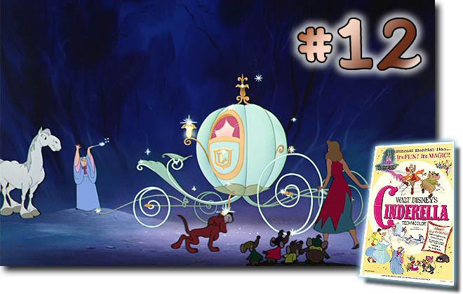 # 12: BCDB List of Disney Animated Films