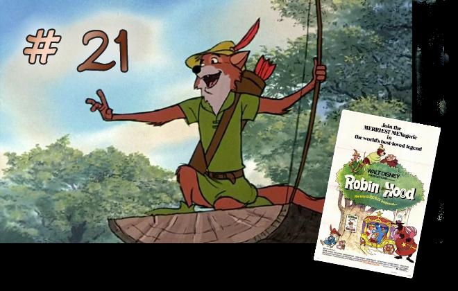 # 21: BCDB List of Disney Animated Films