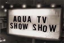 Aqua TV Show Show Episode Guide Logo