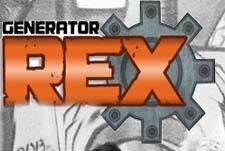 Generator Rex Episode Guide Logo
