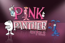 Pink Panther And Pals  Logo