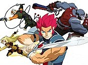 Trials of Lion-O: Part 1 Pictures To Cartoon