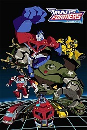 A Fistful Of Energon Cartoon Character Picture
