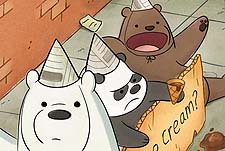 We Bare Bears  Logo