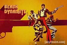 Black Dynamite  Logo