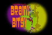 Brainy Bitsy Cartoon Character Picture