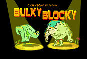 Bulky Blocky Pictures Of Cartoons