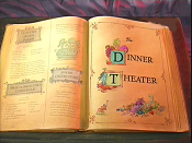 Dinner Theater Picture Of Cartoon