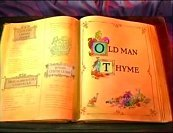 Old Man Thyme Pictures Of Cartoons