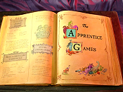 The Apprentice Games The Cartoon Pictures