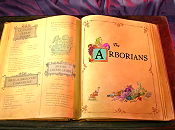 The Arborians Cartoon Picture