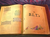 The B.L.T.'s The Cartoon Pictures