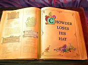 Chowder Loses His Hat The Cartoon Pictures