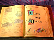 Cr�me Puff Hands Picture Of The Cartoon