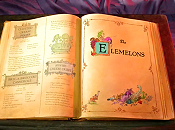 The Elemelons Cartoon Picture