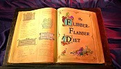 The Flibber-Flabber Diet Cartoon Picture