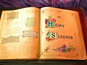 The Heavy Sleeper The Cartoon Pictures