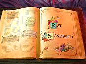 The Rat Sandwich Cartoon Picture
