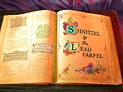 Shnitzel And The Lead Farfel Cartoon Picture