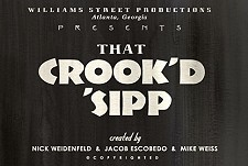 That Crook'd Sipp  Logo