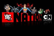 DC Nation Episode Guide Logo