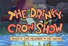 The Drinky Crow Show Episode Guide Logo