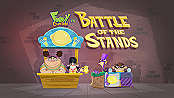 Battle of the Stands The Cartoon Pictures
