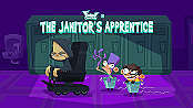 The Janitor's Apprentice Picture To Cartoon