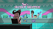 Secret Shopper Free Cartoon Picture
