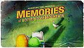 Memories Of Boom Boom Mountain Free Cartoon Picture