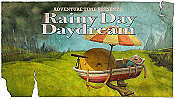 Rainy Day Daydream Free Cartoon Picture