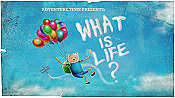 What Is Life? Free Cartoon Picture