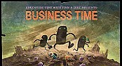 Business Time Free Cartoon Picture