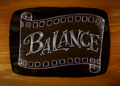 Balance Picture Of The Cartoon