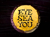 Eye Sea You Cartoon Picture