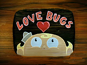 Love Bugs Cartoon Pictures