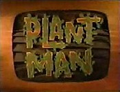 The Plant Man Picture Of The Cartoon