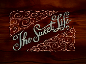 The Sweet Life Picture Of Cartoon