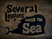 Several Leagues Under The Sea Cartoon Picture