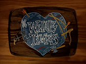 Whale Times Cartoon Picture