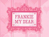 Frankie My Dear Cartoon Picture