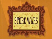 Store Wars Cartoon Character Picture