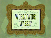 World Wide Wabbit Cartoon Character Picture