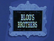 Bloo's Brothers Picture To Cartoon
