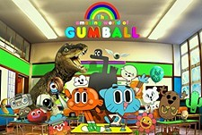 The Amazing World Of Gumball  Episode Guide Logo
