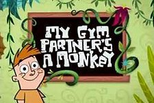 My Gym Partner's A Monkey Episode Guide Logo